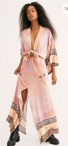 SPELL GYPSY CHERRY BLOSSOM NWT XL FP EXCLUSIVE